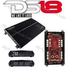 DS18 Elite Z-3K2 2 Channel Speaker Amplifier 3000W Max 2-Channel Fullrange Amp