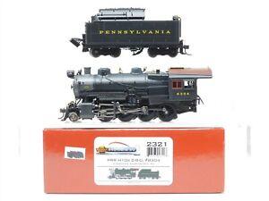 HO Broadway Ltd BLI 2321 PRR Pennsylvania 2-8-0 Steam Loco #8304 DCC Sound