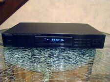 Kenwood Am/Fm Stereo Tuner Quartz Synthesizer Kt-591 Tested / Working - Vgc