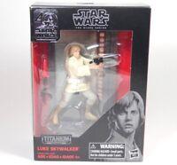 Star Wars Black Series 40th Anniversary Luke Skywalker Titanium Series Die Cast