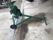 Greenlee 1800 Mechanical Bender For 12 34 1 Inch Imc And Rigid Conduit With