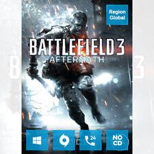 Battlefield 3 Aftermath Expansion DLC for PC Game Origin Key Region Free