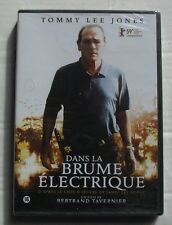 DVD DANS LA BRUME ELECTRIQUE - Tommy LEE JONES - Bertrand TAVERNIER - NEUF