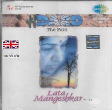 LATA MANGESHKAR - DARD - THE PAIN - VOL 1 & 2 - NEW SARE GAMA SOUND TRACK CD