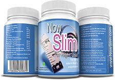 NOW SLIM® NIGHT TIME, 80 CAPSULES, SLIMMING PILLS THAT WORK, FAT BURNERS,DIET