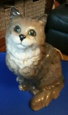 BESWICK large grey Persian cat pattern No 1867 Excellent Condition FREE P&P &&