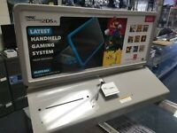 Nintendo New 3DS/2DS XL Kiosk Store Display (As Is)