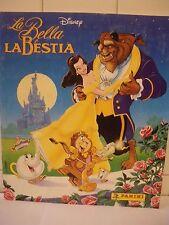 La Bella e la Bestia  Album di figurine completo  Panini 1992 (HOM)