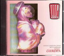 Cccp Fedeli Alla Linea: Canzoni Preghiere Danze Del II Millennio Sez. Europa CD
