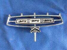 NOS 1966 Ford Galaxie Hood Ornament Emblem 7-Litre 289 352 390 427 428 FoMoCo