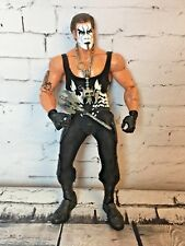 Sting TNA Marvel Articulated Figure With Axe + Skull Chain - 2007 - Rare
