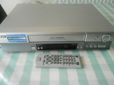 JVC HR-V705 VHS video recorder S-VHS Video + with remote - Used