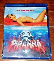 Piranha (Blu-ray Disc, 2011, Canadian)