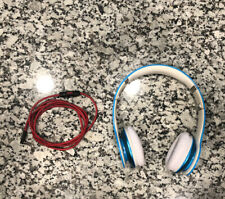 Beats By dr Dre Solo HD Wired Headband Headphones Blue