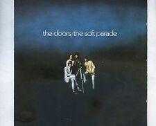 CD THE DOORS the soft parade GERMAN NEAR MINT