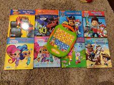 Nickelodeon Smart Pad With 8 Books