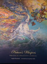 BRAND NEW! NATURES WHISPERS JOURNAL WITH FULL COLOR PAGES MATCHES ORACLE DECK