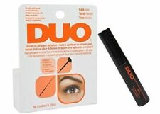 DUO Occhio Lash Pennello Per Colla su Adesivo Tono Scuro striplash 5 G-Nero o Marrone
