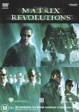 The Matrix Revolutions (DVD, 2004) Keanu Reeves - 2 Disc Set - Free Post!