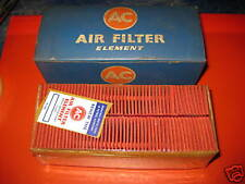 NEW QUALITY AIR FILTER - FITS: FORD CONSUL MK1 & MK2 & CLASSIC (1951-63)