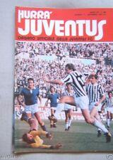 HURRA JUVENTUS=N°11 1978=BETTEGA COVER=JOHN  CHARLES=CAUSIO=TARDELLI