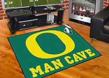 "Oregon Ducks Man Cave 34""x43"" All-Star Area Rug Mat"