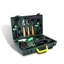 11 Pcs Garden Hand Tools Set Gardening Equipment Kit Trimmer Shear Sissors