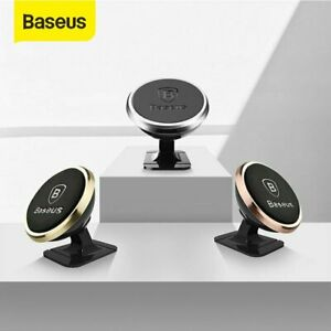 Baseus 360° Rotating Magnetic Cell Phone Holder Car Mount Stand Universal GPS