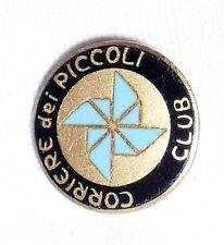 """Rarissima Spilla """"CLUB CORRIERE DEI PICCOLI"""" in perfette condizioni (1970)"""