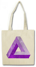 PENROSE III HIPSTER BAG - Stofftasche Stoffbeutel - The Big TV Bang Nerd Theory