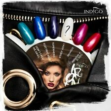 Indigo Gel Polish Iron Collection