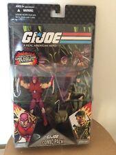 GI Joe 25th Comic Pack Nemesis Immortal Lt Falcon Viper Cobra