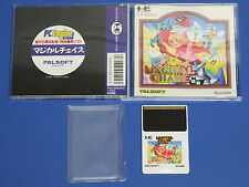 Magical Chase PC Engine Fan ver sehr gute NEC PC Engine Hu-Card Import Japan