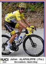 Julian Alaphilippe  2020 Cycling  cartes aux choix Format Carte Postal (9)