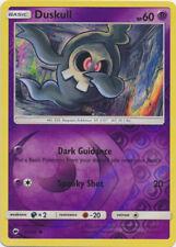2x Pokemon SM Burning Shadows Duskull #51 Common REVERSE Holofoil - Near Mint