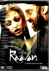 RAAVAN - Abhishek Bachchan, Aishwarya Rai - NEW BOLLYWOOD DVD -ENGLISH SUBTITLES