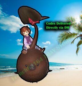 Final Fantasy 14 XIV chocorpokkur mount promo submission 🔥
