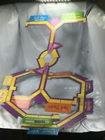 Game Board Replacement Mall Madness 2004 Board Game /Pieces Parts Free Shipping