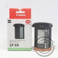 LP-E4 LPE4 LP-E4N Battery For Canon EOS 1Ds Mark III 1D Mark IV 4 LC-E4 LC-E4N