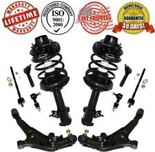 Front Complete Struts + Suspension & Steering Kit for Nissan Altima 1993-02/1996