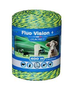 Clôture électrique vision plus LACME 400m