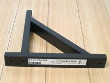 IKEA Ekby Valter 7 1/8 inch Black Shelf Bracket 001.674.72 18700