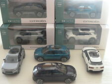 NOREV 3 INCHES CITROEN C4 CACTUS restylé (4 COULEURS DIFFERENTES AU CHOIX) 1/64