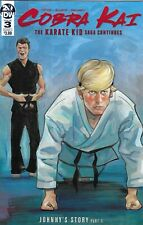 Cobra Kai The Karate Kid Saga Continues Comic 3 Cover A Kagan McLeod IDW