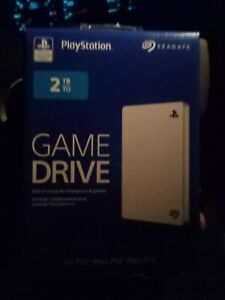 Playstation 4 game drive 2TB