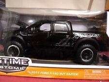Jada 2011 Ford F-150 SVT Raptor pickup truck  NIB 2013 Glossy  Black
