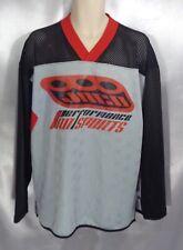 Mens Jaco Performance Ao Sports Long Sleeve Shirt Jersey Size Xxl Vgc Ae13