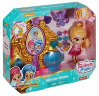 Fisher Price Shimmer and Shine Mirror Room DTK90 Brand New