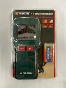 Parkside 4in1 Multifunktionsdetektor Holz-Metall-Strom-Hohlraum NEU OVP ! MEGA !