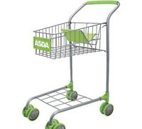 ASDA Shopping Trolley Kids Toy Ideal Christmas Gift